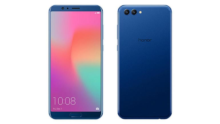 El Honor View10 con inteligencia artificial y 6 GB de RAM ya disponible en Colombia